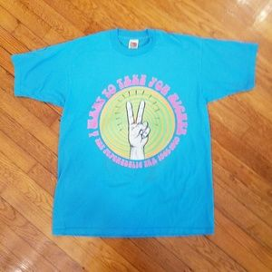 Rock & Roll Hall of Fame Psychedelic Era T-Shirt L